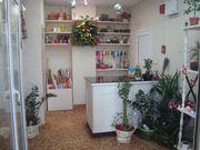 Продается салон цветов,  цветочный магазин
